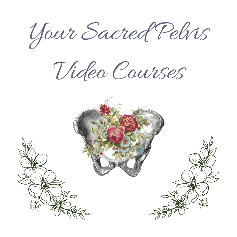 Your Sacred Pelvis Video Courses